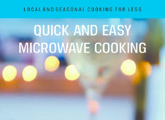 Microwave Recipes Cookbook